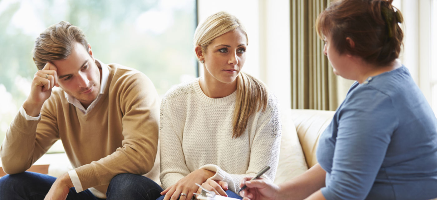 counseling the infertile couple The effect of group counseling on the frequency of grief reported by infertile couples mkhelle p lukse, rn, bsn, mhdl twenty-nine individuals undergoing infertility evaluation or.